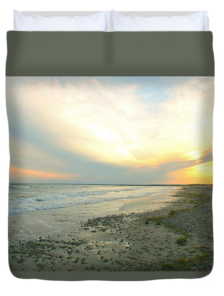 Escape The Day Duvet Cover