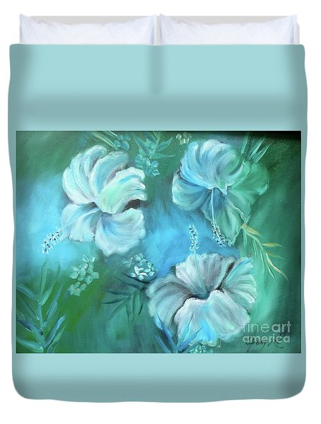 Escape To Serenity Duvet Cover