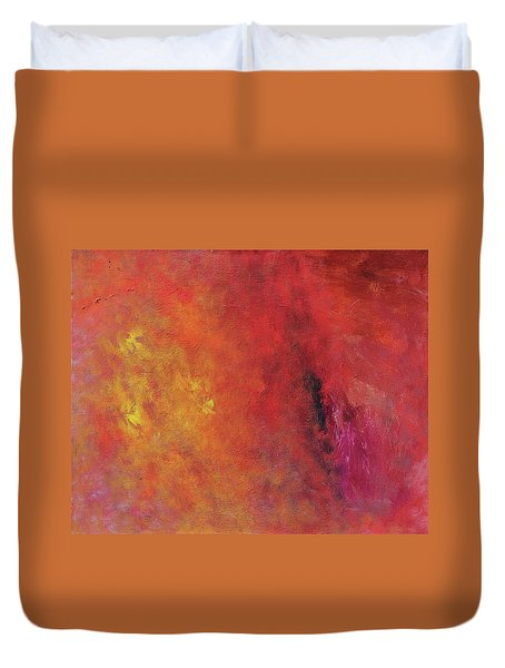 Escaping Spirits Duvet Cover