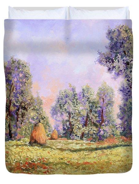 Esercizi Impressionisti Duvet Cover