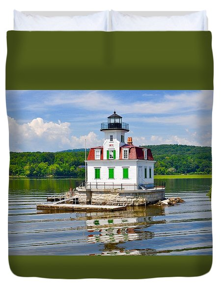 Esopus Meadow Lighhouse Duvet Cover