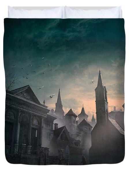 Esoteric Order Of Dagon Duvet Cover