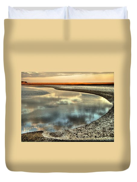 Estuary Duvet Cover
