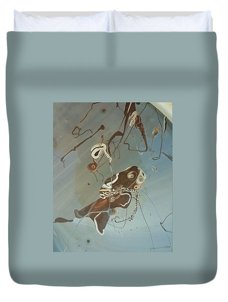 Eternal Fish Duvet Cover