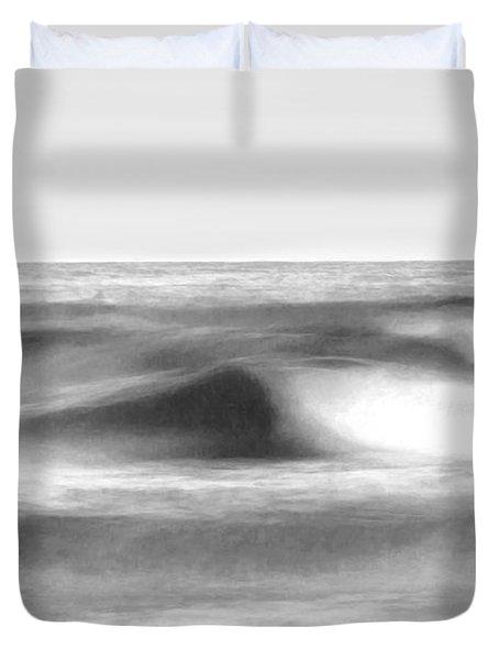 Eternal Flow Duvet Cover