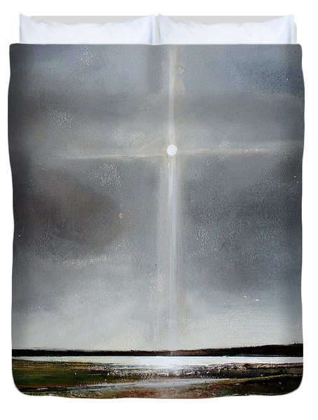 Eternal Hope  Duvet Cover by Toni Grote