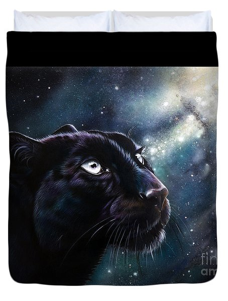 Eternal Duvet Cover
