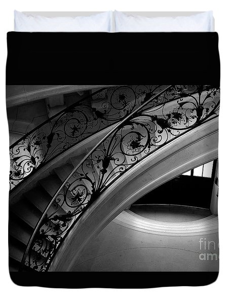 Eternal Staircase Duvet Cover