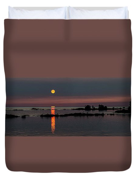 Eternal Summer Duvet Cover