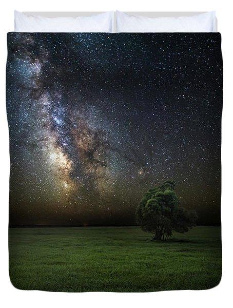 Eternity Duvet Cover