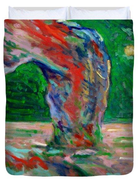 Etretat-6 Duvet Cover