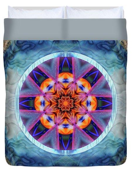 Eudaimonia Duvet Cover