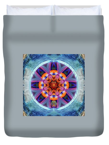 Eudaimonia-custom1 Duvet Cover