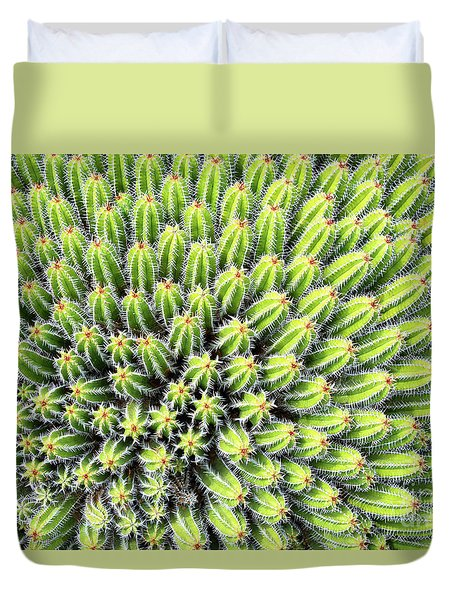 Euphorbia Duvet Cover by Delphimages Photo Creations