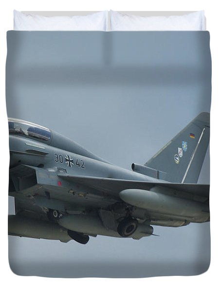 Eurofighter Ef2000 Duvet Cover