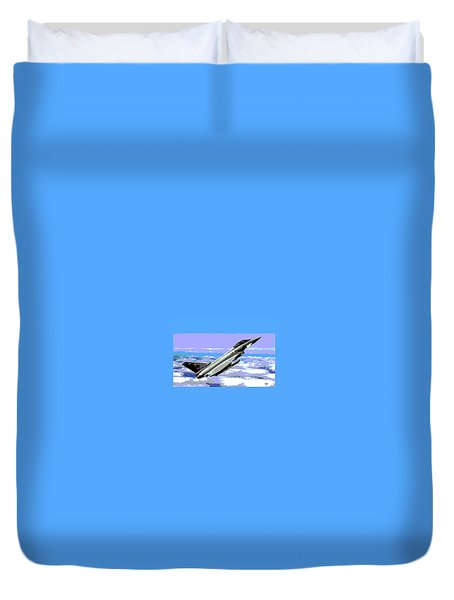 Eurofighter Typhoon Duvet Cover