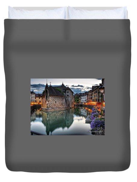 European Beauty 2 Duvet Cover