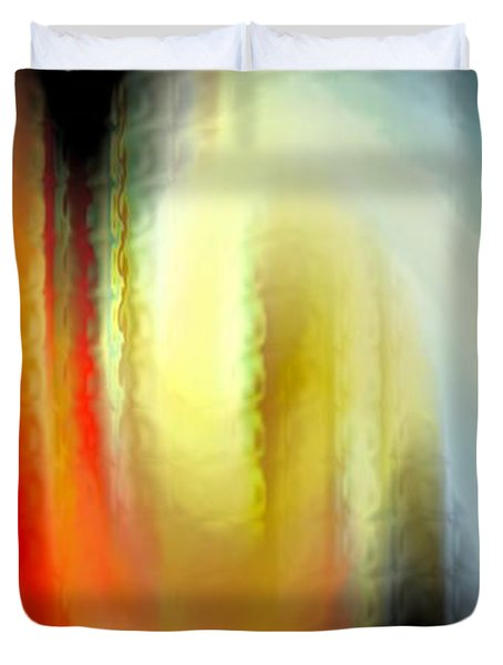 Evanescent Emotions Duvet Cover