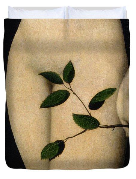Eve Duvet Cover by The Elder Lucas Cranach
