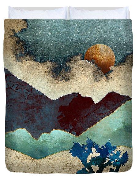 Evening Calm Duvet Cover