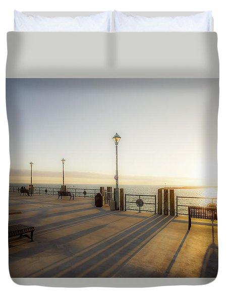 Evening Sun Duvet Cover