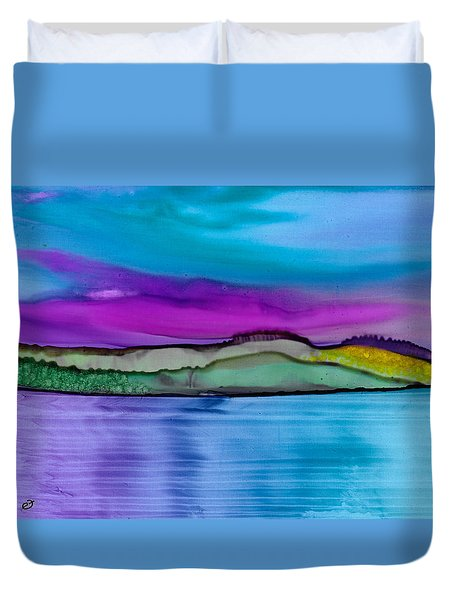 Eventide Duvet Cover