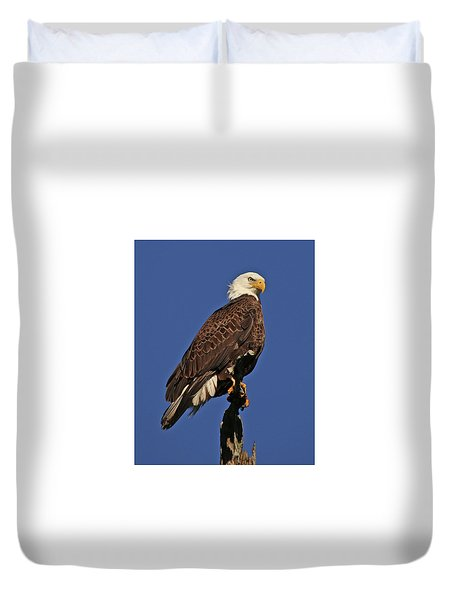 Ever Watchful Duvet Cover