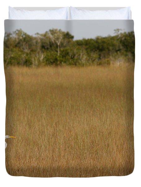 Everglades 429 Duvet Cover