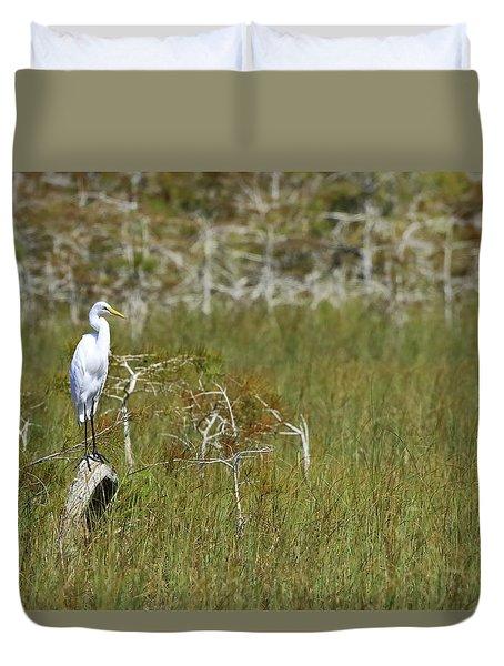 Everglades 451 Duvet Cover