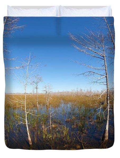 Everglades 85 Duvet Cover