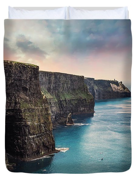 Everlasting Duvet Cover