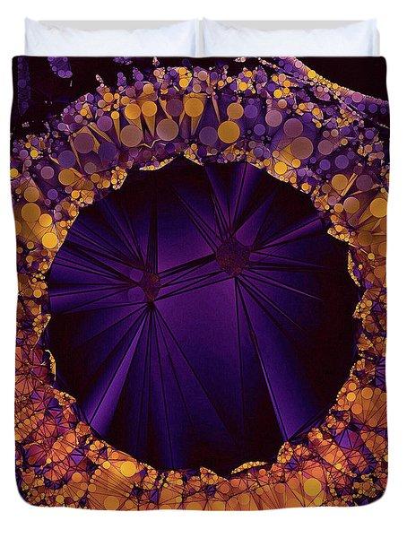 Eviternity Duvet Cover by Susan Maxwell Schmidt