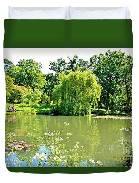 Exbury Garden Duvet Cover