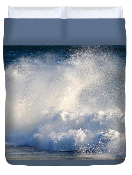 Exhilaration  Duvet Cover