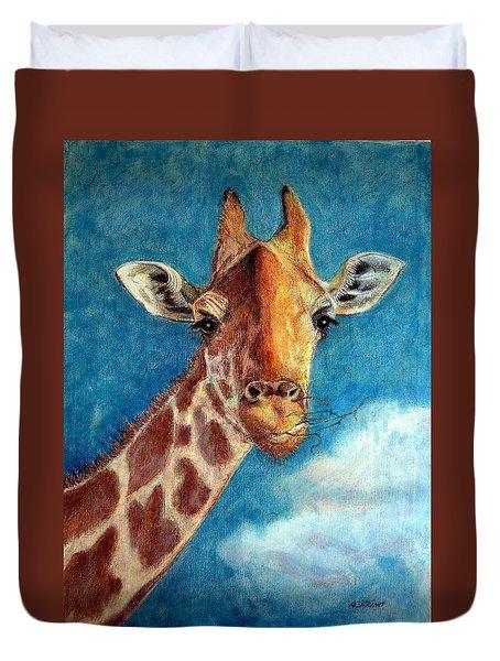 Exotic Animal Series Duvet Cover