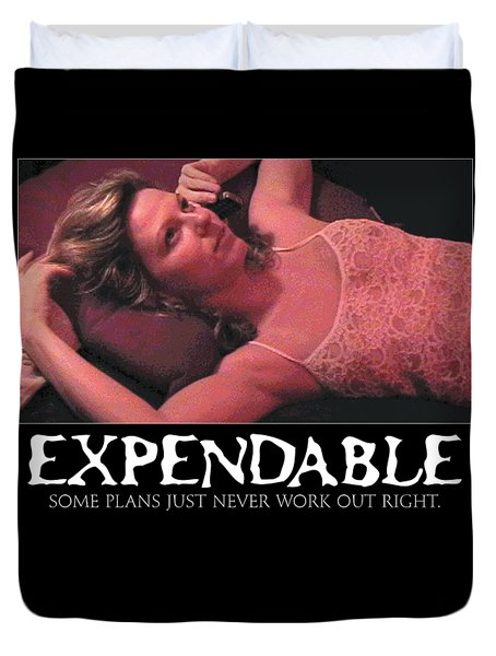 Expendable 4 Duvet Cover