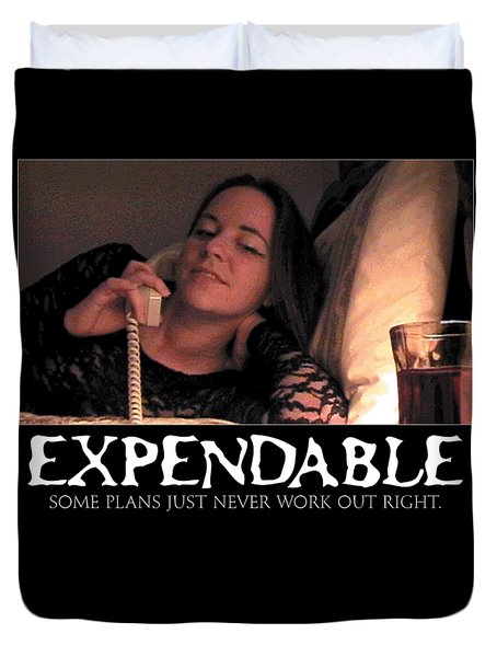 Expendable 5 Duvet Cover