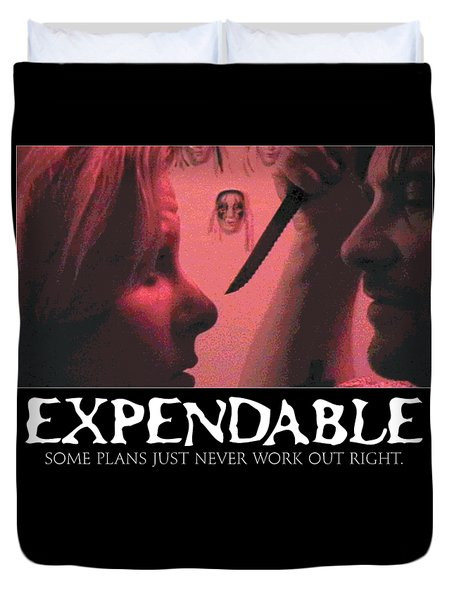 Expendable 9 Duvet Cover