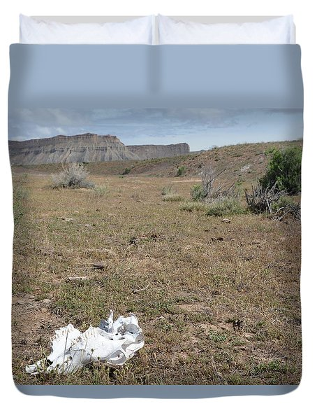 Expired Duvet Cover