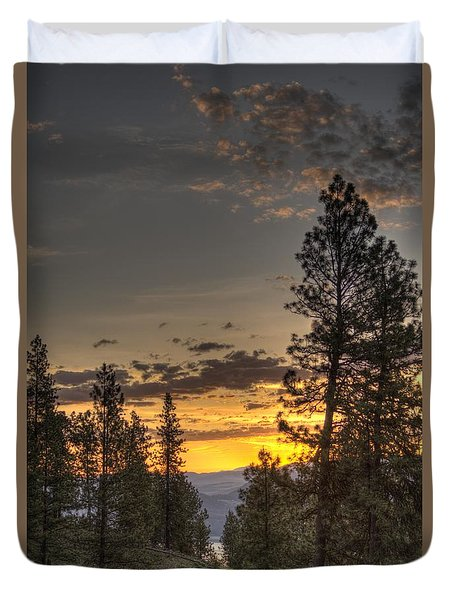 Explore1 Duvet Cover