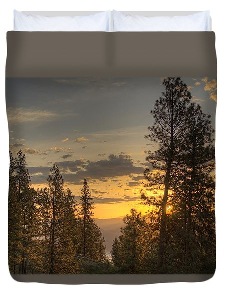 Explore2 Duvet Cover