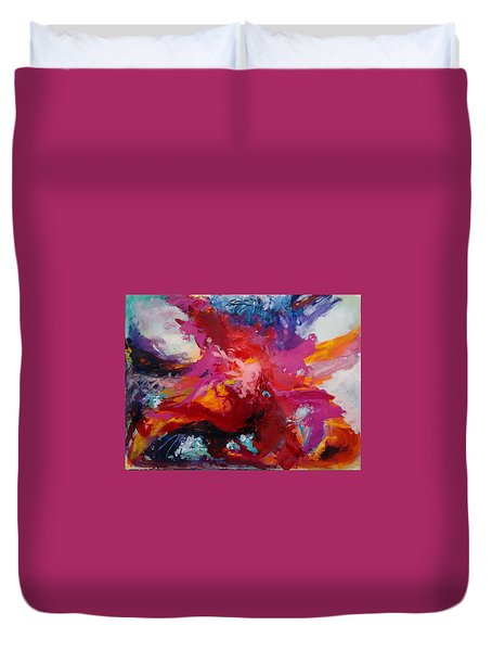 Exploring Forms Duvet Cover