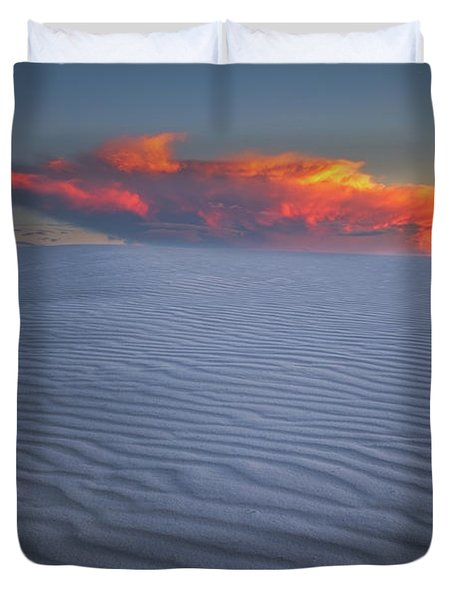 Explosion Of Colors Duvet Cover