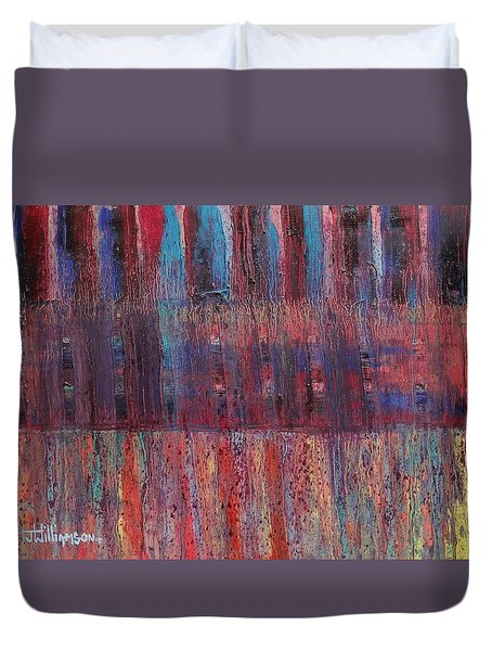 Expression # 10 Duvet Cover