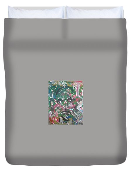 Expressions Of Life Duvet Cover