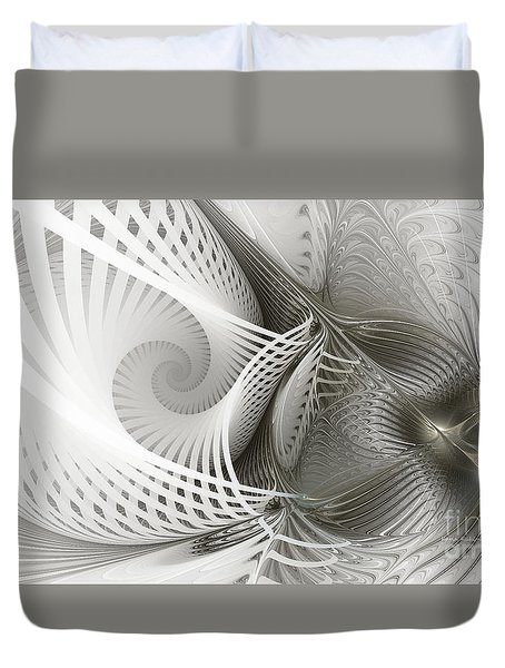 Extensions Duvet Cover