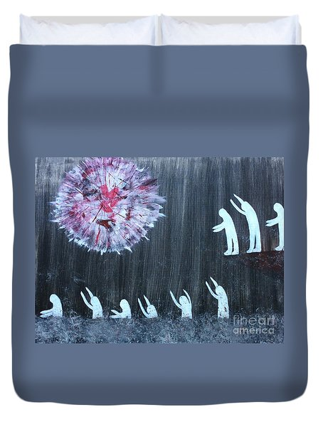 Extraordinary People Duvet Cover