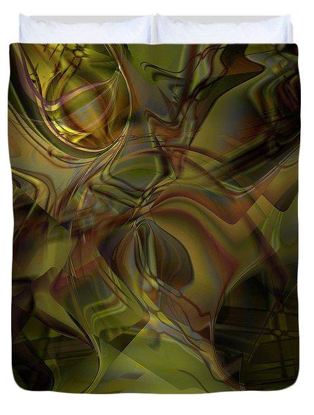 Extraterium Duvet Cover