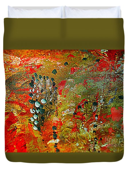 Extravagance  Duvet Cover