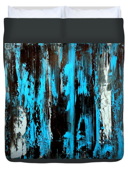 Extremity Duvet Cover